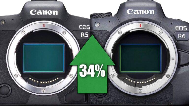 Plans 2021 de Canon: se concentrer sur les appareils photo sans miroir plein format