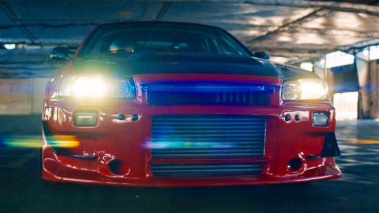 Regardez: Insane Kinetic Nissan Spot – Tourné sur Panavision DXL2 et les zooms anamorphiques