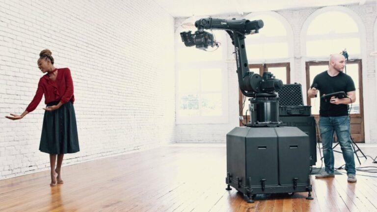 Rencontrez SISU Cinema : des robots conçus pour les cinéastes
