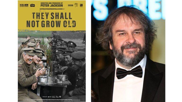 Restauration géniale de séquences originales de films anciens: La Grande Guerre prend vie par Peter Jackson