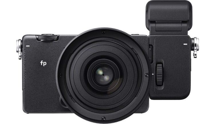 SIGMA a annoncé la mise à jour du firmware Ver.3.00 pour son appareil photo compact plein format fp
