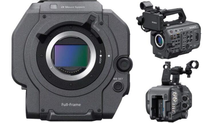 Sony FX9 tourne en 4K 120FPS ProRes RAW, mais cela vous coûtera 4 200 $