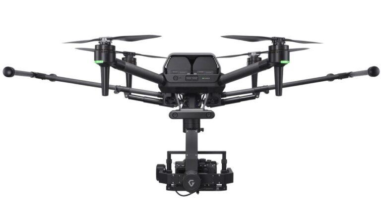 Sony a annoncé son tout premier drone professionnel (et cher) : « Airpeak S1 »