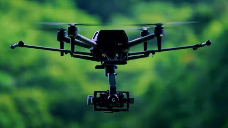 Sony met à jour le statut de son drone (Airpeak) : à utiliser avec les caméras Alpha, FX3 et les objectifs G-Master