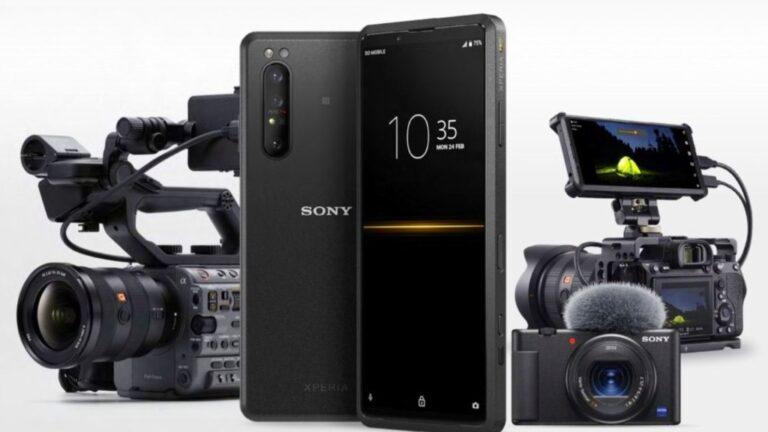 Sony veut que les cinéastes utilisent Xperia Pro: offre 500 $ aux propriétaires d'Alpha