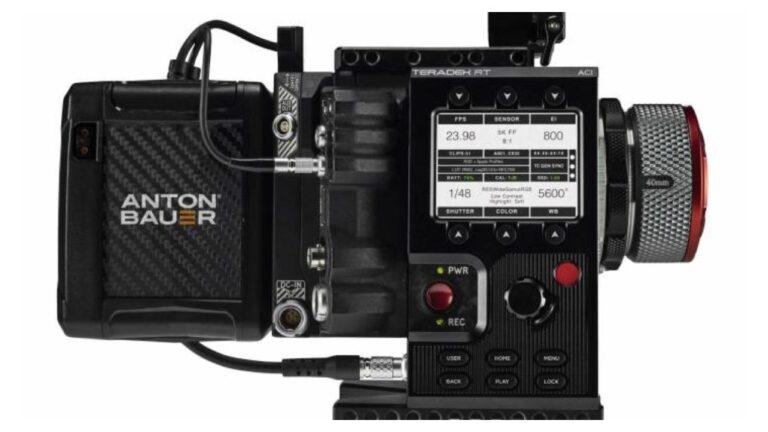 Teradek ACI (Assistant Camera Interface) pour RED DSMC2 : comme le compagnon des stéroïdes