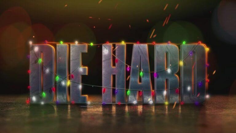 Une nouvelle bande-annonce «Die Hard» a été lancée pour Noël: Yippee Ki-Yay Filmmakers!