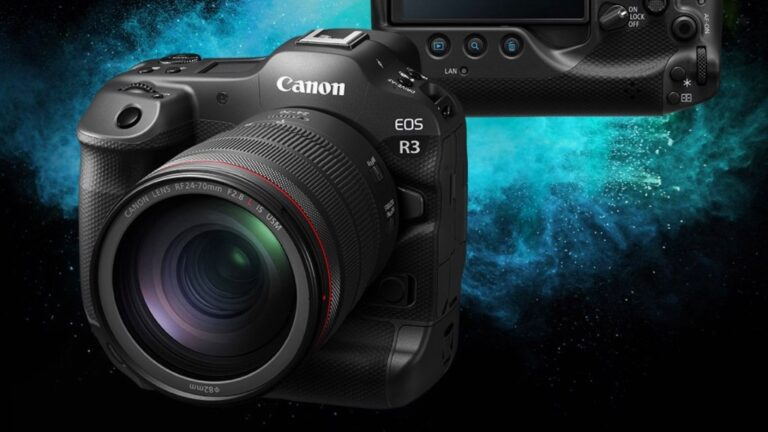 Vidéo officielle du Canon EOS R3 par Canon Corée
