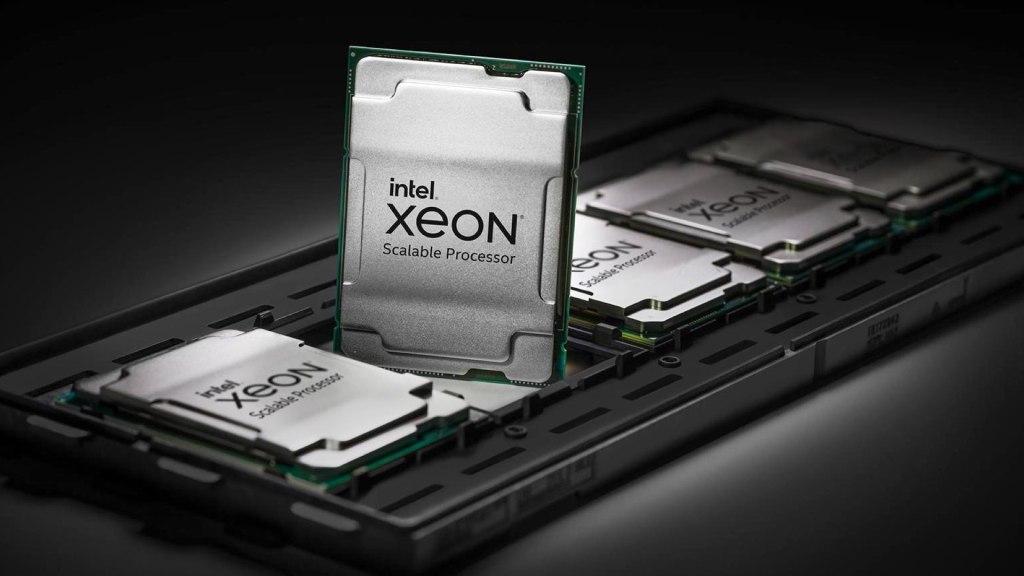 Processeur Intel le plus récent - Xeon W-3300.  Image: Intel