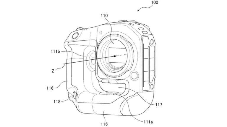 Canon veut révolutionner le fonctionnement de l'appareil photo à une main